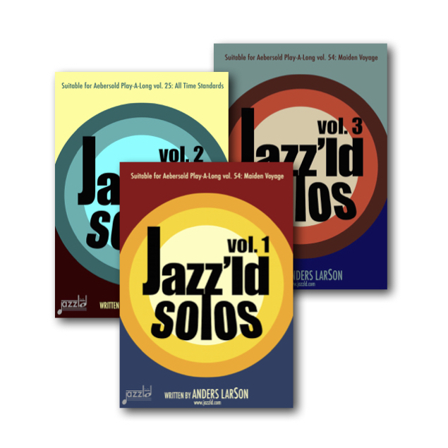 Jazz'ld vol. 1-3
