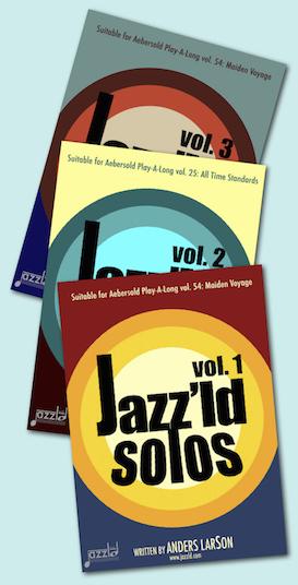 Jazz improvisation books