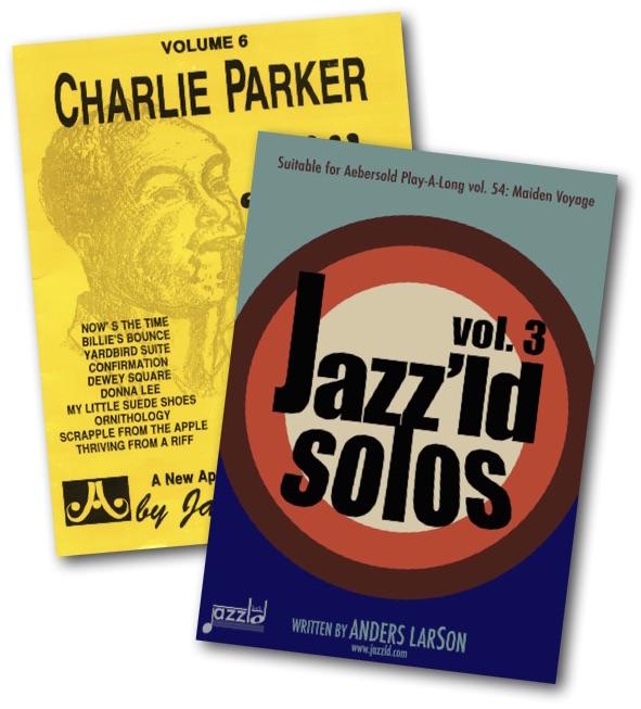 Jazz'ld Solos Vol  3